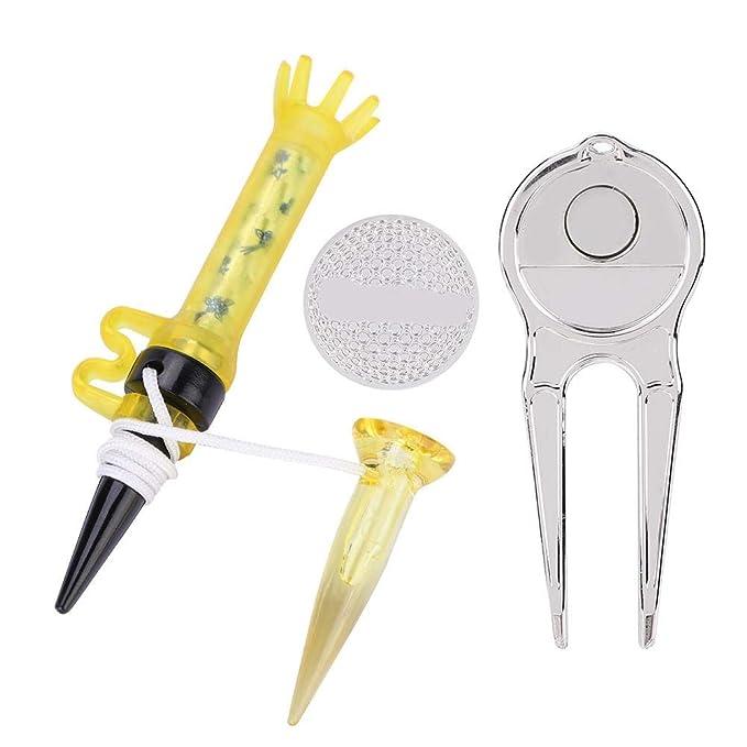 Amazon.com: VGEBY1 - Juego de puntas de golf magnéticas con ...