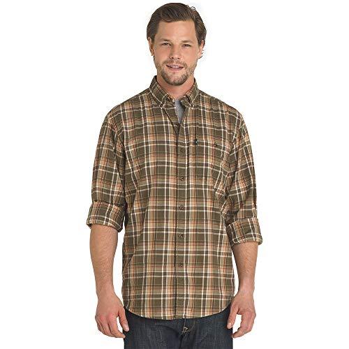 G.H. Bass & Co. Mens Madawaska Trail Long Sleeve Shirt