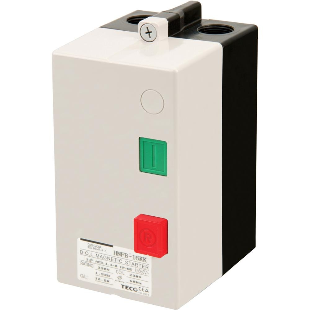 Grizzly G4572 Single-Phase Magnetic Switch