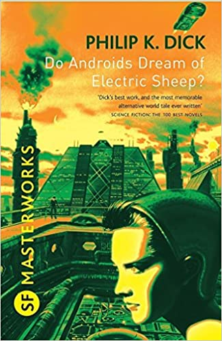 what is do androids dream of electric sheep about
