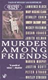 Murder among Friends, Adams Round Table Staff, 0425192652