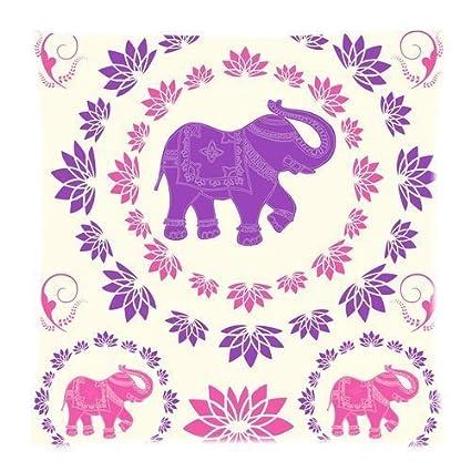 Amazon.com: Home Decor cute dibujos animados de elefante con ...