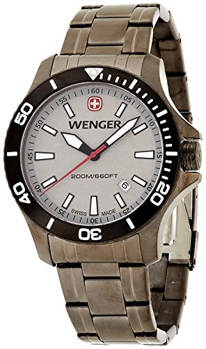 WENGER watch Seaforth 01.0641.107 Men's [regular imported goods]