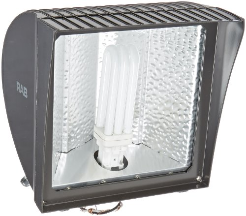 RAB Lighting FXF42QT Compact Fluorescent Flex Floodlight ...