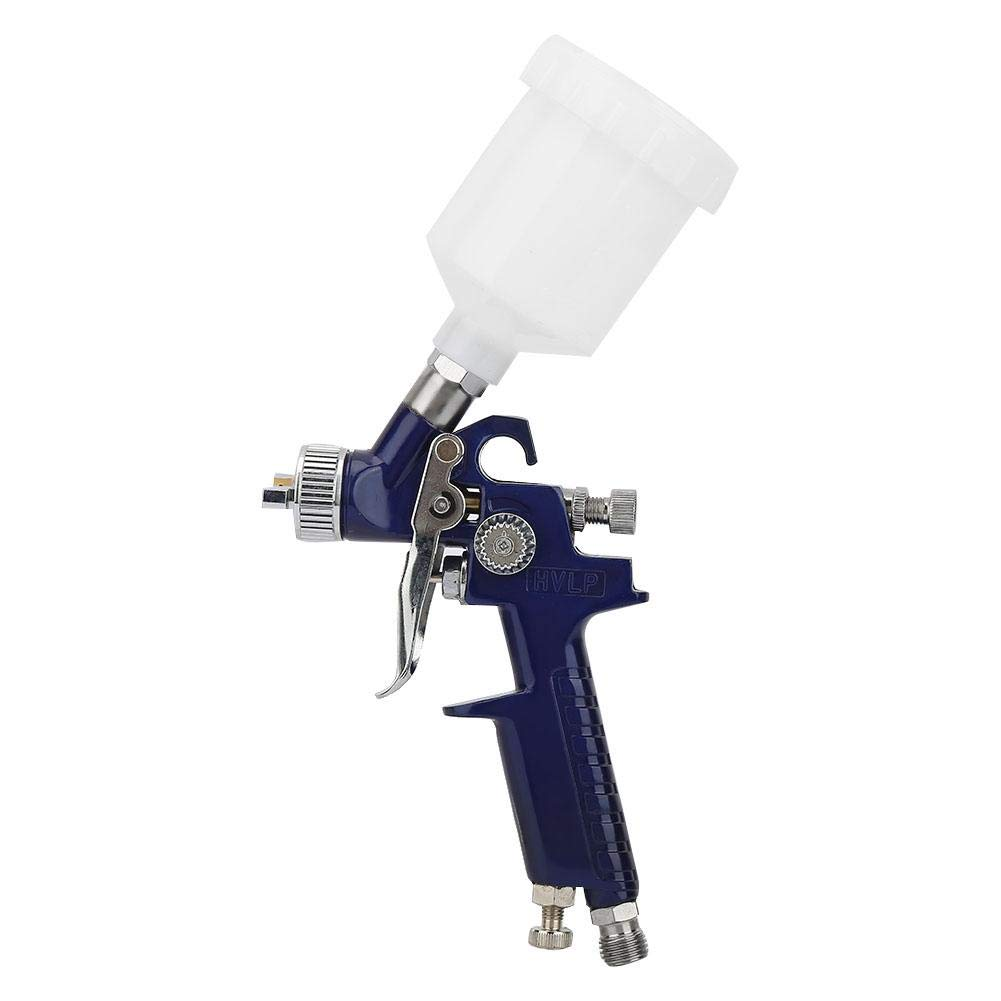 1.0mm 0.8mm 1.0mm D/üse Pneumatische Spritzpistole Autoreparatur M/öbel Mini Lackierpistole Malerei Liefert DIY Werkzeuge