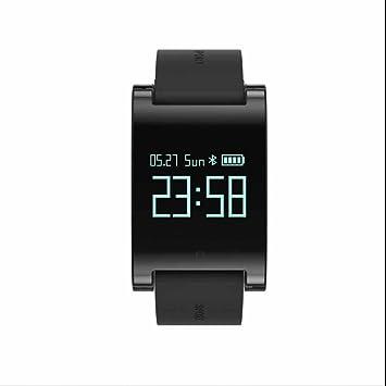 Pulsera Deportiva Reloj Fitness pulsera inteligente,Pulsera Actividad Bluetooth con Contador de Pasos,Monitor