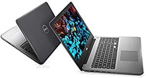 Dell Inspiron 15 5565 High Performance HD 15.6-inch Laptop, AMD A12-9700P Quad-Core Processor, 12GB DDR4, 1TB HDD, HDMI, 802.11ac, Bluetooth, DVD, Backlit Keyboard, Windows 10 Professional