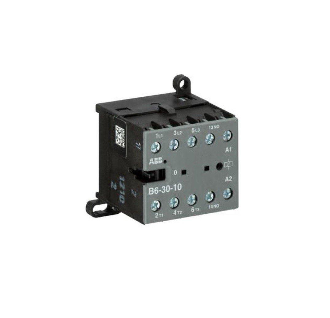 abb-entrelec B6 –  minicontactor -3010 380/415 V.40/450Hz Schraube
