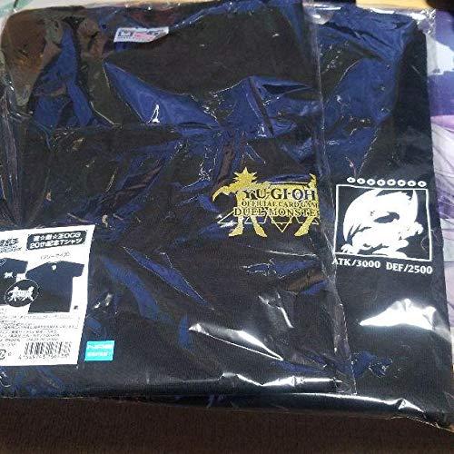 遊戯王 20th記念Tシャツ ブルーアイズ・ホワイト・ドラゴンTシャツ
