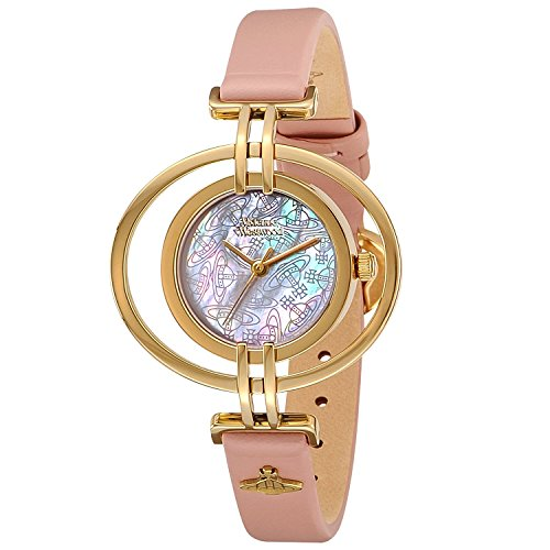 Vivienne Westwood watch Orbplate pink pearl dial VV133PKPK Ladies