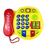 KIDTOY Gift for 12-24 Months Girl Baby, Phone Toy for 2-3 Year Old Boys Kids Gift for 1-3 Year Olds...
