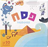 Passover Disposable Seder Plate Set - Ten Plagues