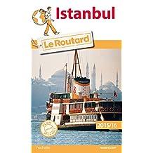 ISTANBUL 2015-2016 + PLAN DE VILLE