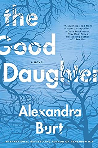 book cover of The Good Daughter