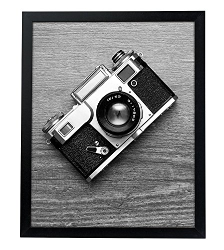 16x20 Black Picture Frame - 1.5