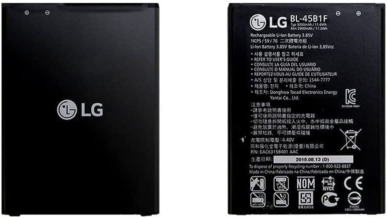 LG V10 Battery BL-45B1F Genuine Standard Battery 3000mah for LG V10 - Non Retail Package