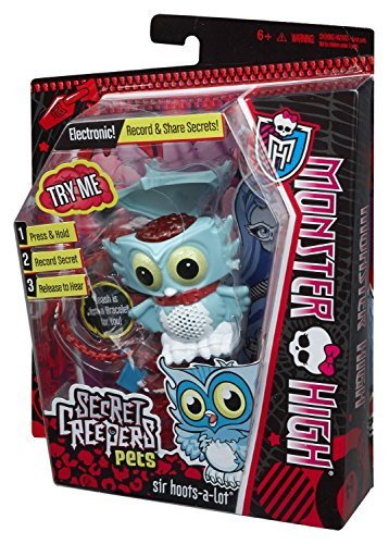 Monster High Secret Creepers Figure Assortment