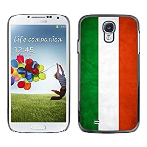 Shell-Star ( National Flag Series-Hungary ) Snap On Hard Protective Case For Samsung Galaxy S4 IV (I9500 / I9505 / I9505G) / SGH-i337