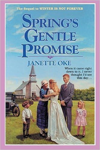 Springs gentle promise seasons of the heart 4 janette oke springs gentle promise seasons of the heart 4 janette oke marguerite gavin 9780786197682 amazon books fandeluxe Choice Image