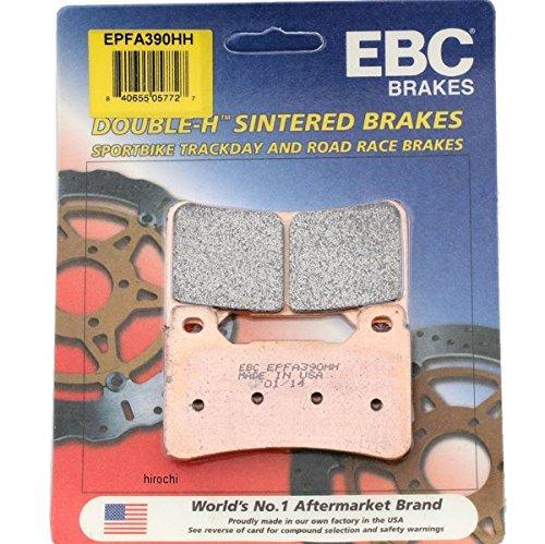 イービーシー EBC ブレーキパッド フロント 04年-07年 CBR1000、CBR600 X-Performance シンタード 610090 EPFA390HH   B01N51MUGW