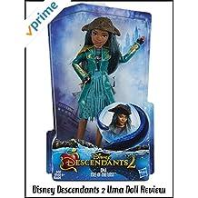 Review: Disney Descendants 2 Uma Doll Review