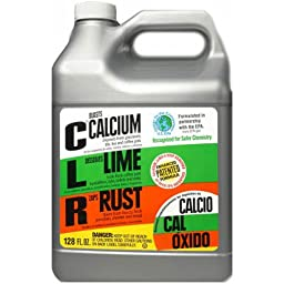 CLR Pro CL-4Pro Calcium, Lime and Rust Remover, 1 Gallon Bottle