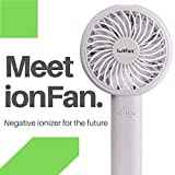 IonPacific ionFan, Portable Air Ionizer/Purifier