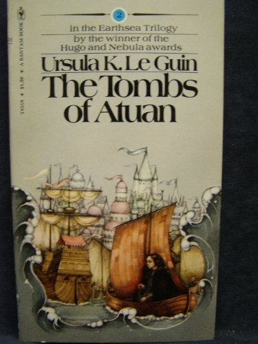 The Tombs of Atuan (Earthsea Trilogy, Vol. 2), Ursula K. Le Guin
