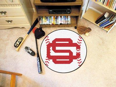 USC Trojans Small Baseball Rug (Trojans Floor Usc)