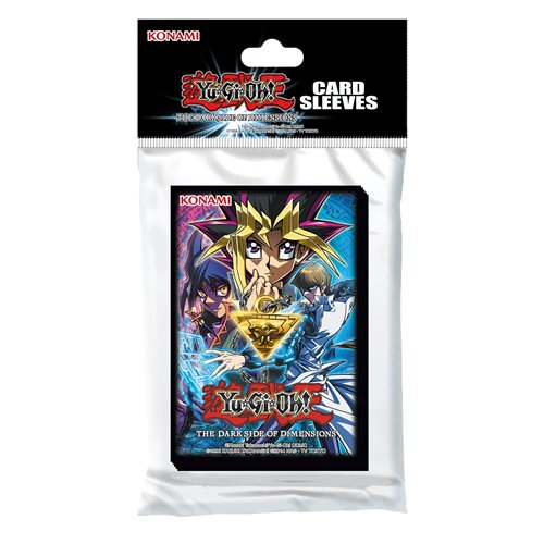 Yu-Gi-Oh! Card Sleeves The Dark Side Of Dimensions (50) Konami Japanese Size ()
