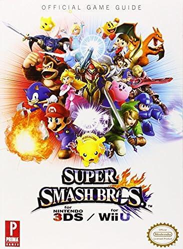 super smash bros wiiu 3ds prima official game guide nick von rh amazon com wiki game guides skyward sword wii game rarity guide