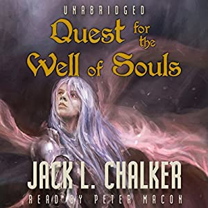 Quest for the Well of Souls Audiobook