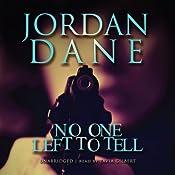 No One Left to Tell | Jordan Dane