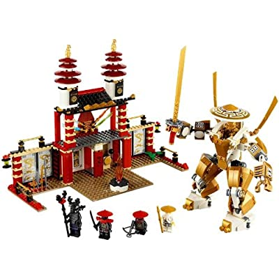 LEGO Ninjago Temple of Light 70505 (Discontinued by manufacturer): Toys & Games