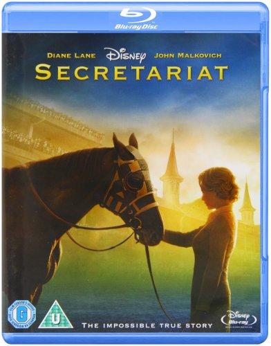 Secretariat BD One Disc BD Retail [Blu-ray] [Import anglais]