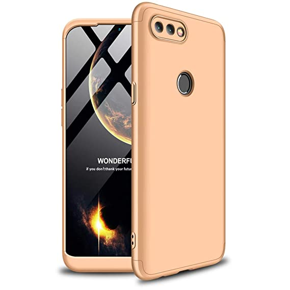 outlet store 6bafc 1438a Amazon.com: Oppo Realme 2 Pro Case, Ultra-Thin 360 Full Protection ...