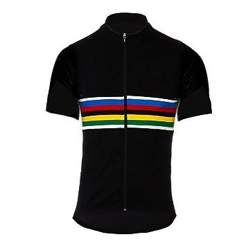 Immortal Sports Short Sleeve Cycling Jersey  Amazon.co.uk  Sports   Outdoors 6d0383cf0