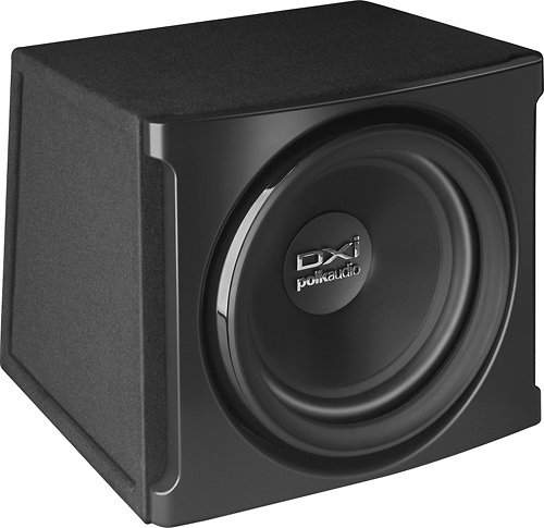 "Polk Audio DXI112 12"" 720W Car Subwoofer Woofer Vented Po..."