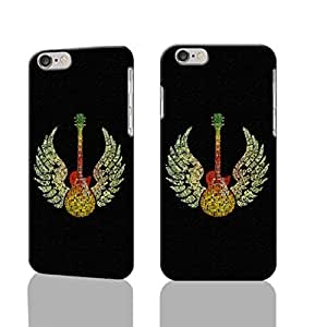 Constellation Vintage Map Photo Hard 3D Rough Case , Fashion Image Case Diy, Personalized Custom Durable 3d Case For iPhone 6 - 4.7 inches