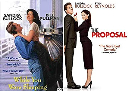 Amazon com: While romantic Sleeping Proposing comedy 2 Pack