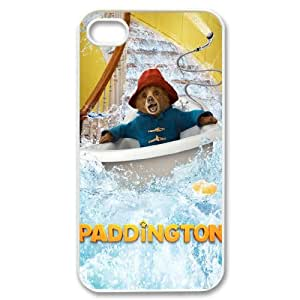 Paddington HILDA8092573 Phone Back Case Customized Art Print Design Hard Shell Protection Iphone 4,4S