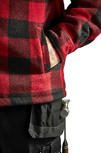 Dickies Portland – Camicia imbottita da lavoro