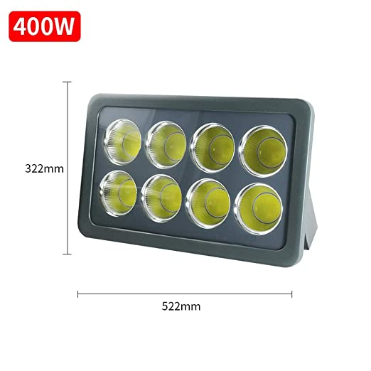 YROD LIGHT Proyector LED al Aire Libre, 300W 400W 500W IP66 a ...
