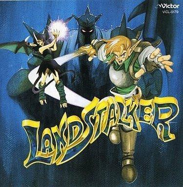 Landstalker The Treasures of King Nole ORIGINAL SOUNDTRACK