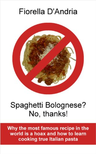 Spaghetti bolognese no thanks true food book 1 kindle true food book 1 by forumfinder Images