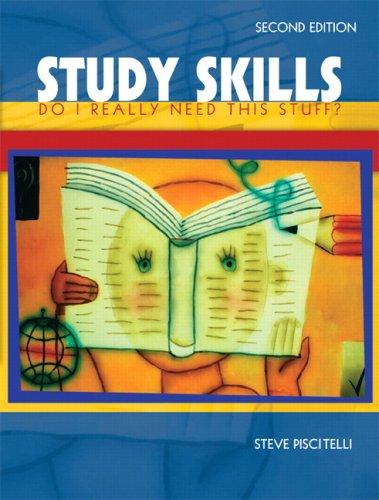 Study Skills: Do I Really Need This Stuff?