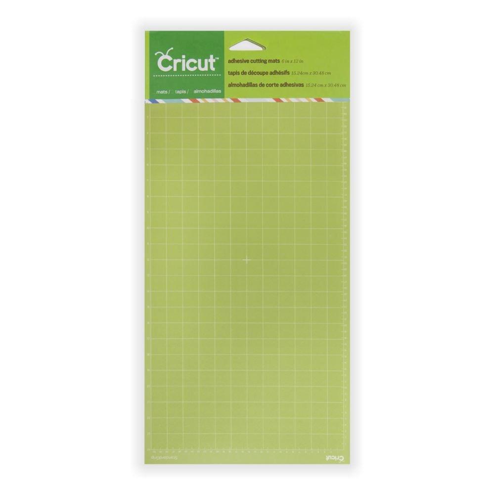 Тhree Different Size Cricut Mats Cricut Standardgrip Adhesive Cutting Mats Bundle