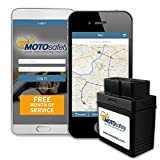 MOTOsafety MPAAS1P1 3G GPS Teen Driving Coach, Vehicle Monitoring System & OBD Device Plus FREE Month of Service
