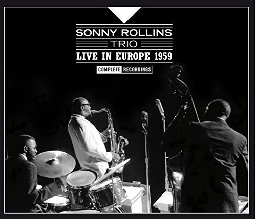 Live In Europe 1959: Complete Recordings by Essential Jazz Classics (Image #2)