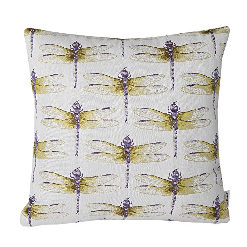 Mika Home Dragonfly Decorative Pillowcase